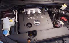 2004 Nissan Murano exterior
