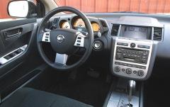 2005 Nissan Murano interior