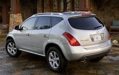 2006 Nissan Murano exterior