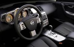 2006 Nissan Murano interior