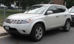 2007 Nissan Murano Photo 2