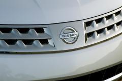 2007 Nissan Murano exterior