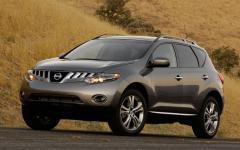 2010 Nissan Murano Photo 3