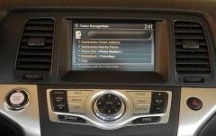 2010 Nissan Murano interior