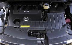 2010 Nissan Murano exterior