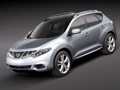 2011 Nissan Murano Photo 1