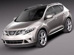 2012 Nissan Murano Photo 1
