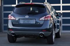 2012 Nissan Murano exterior