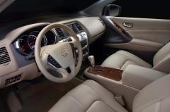 2012 Nissan Murano interior