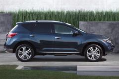 2013 Nissan Murano exterior