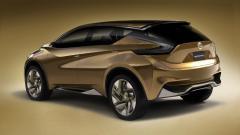 2014 Nissan Murano Photo 4