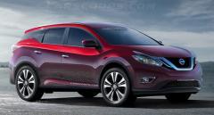 2014 Nissan Murano Photo 5