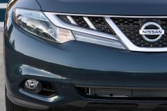 2014 Nissan Murano exterior