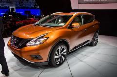 2015 Nissan Murano Photo 7