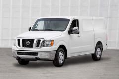 2017 Nissan NV Cargo exterior
