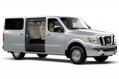 2016 Nissan NV Passenger exterior