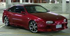 1993 Nissan NX Photo 1