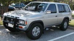 1990 Nissan Pathfinder Photo 1