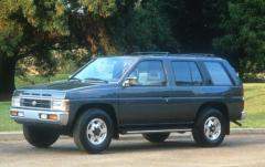 1994 Nissan Pathfinder exterior