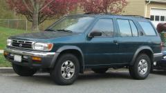 1996 Nissan Pathfinder Photo 2