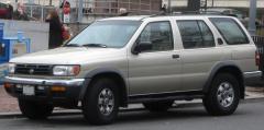 1996 Nissan Pathfinder Photo 4