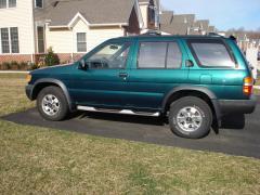 1996 Nissan Pathfinder Photo 5