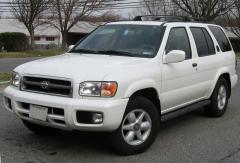 1996 Nissan Pathfinder Photo 1