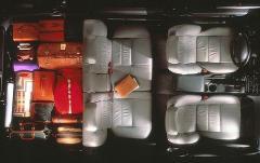 1996 Nissan Pathfinder interior