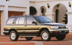 1996 Nissan Pathfinder exterior