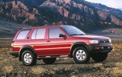 1998 Nissan Pathfinder Photo 1