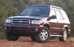 2002 Nissan Pathfinder Photo 1