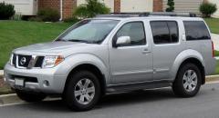 2008 Nissan Pathfinder Photo 1