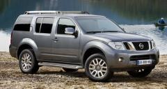 2011 Nissan Pathfinder Photo 1