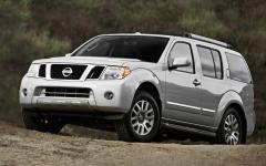 2012 Nissan Pathfinder Photo 1