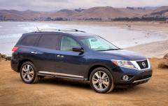 2013 Nissan Pathfinder Photo 1