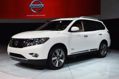 2014 Nissan Pathfinder Photo 1