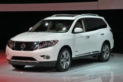 2015 Nissan Pathfinder Photo 1