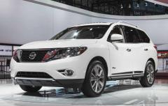 2016 Nissan Pathfinder Photo 1