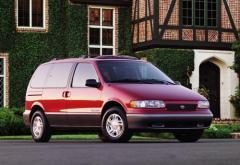 1993 Nissan Quest Photo 1