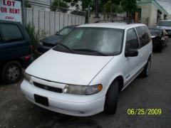 1995 Nissan Quest Photo 1