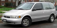 1996 Nissan Quest Photo 1
