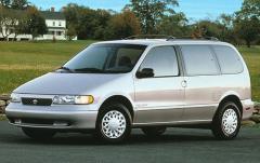 1997 Nissan Quest Photo 1