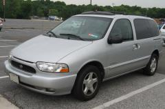 1999 Nissan Quest Photo 1