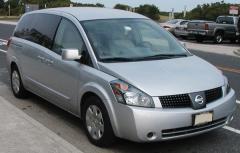 2008 Nissan Quest Photo 1