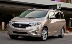 2012 Nissan Quest Photo 1