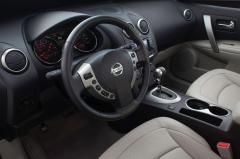 2014 Nissan Rogue Select interior