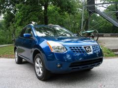 2008 Nissan Rogue Photo 3