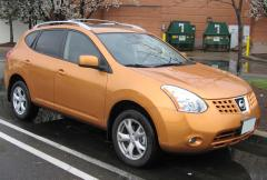 2008 Nissan Rogue Photo 1