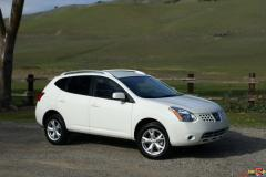 2009 Nissan Rogue Photo 1