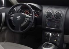 2011 Nissan Rogue S 2WD Photo 4